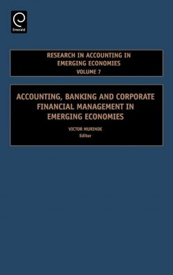 Jacket image for Accounting, Banking and Corporate Financial Management in Emerging Economies