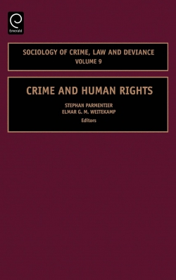 Jacket image for Crime and Human Rights