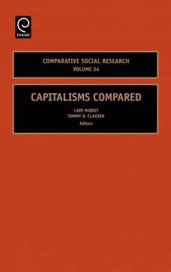 Jacket image for Capitalisms Compared
