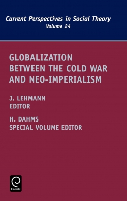 Jacket image for Globalization between the Cold War and Neo-Imperialism