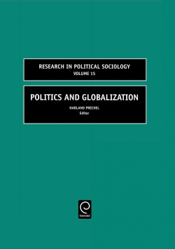 Jacket image for Politics and Globalization