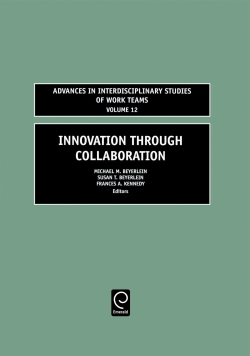 Jacket image for Innovation through Collaboration