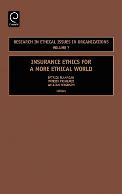 Jacket image for Insurance Ethics for a More Ethical World