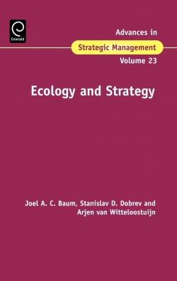 Jacket image for Ecology and Strategy