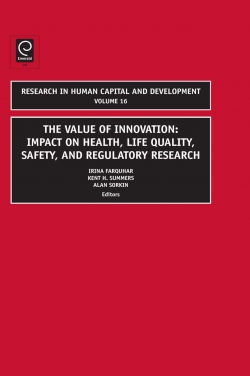 Jacket image for Value of Innovation