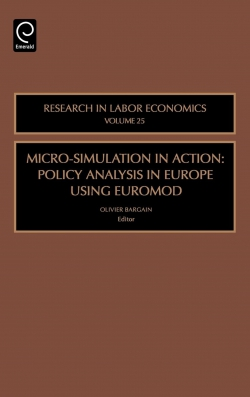Jacket image for Micro-Simulation in Action