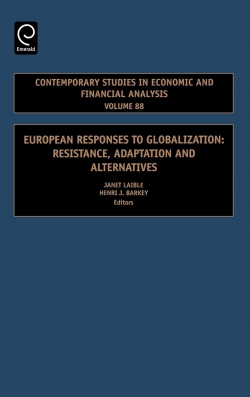 Jacket image for European Responses to Globalization