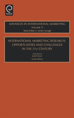 Jacket image for International Marketing Research