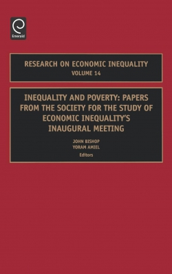 Jacket image for Inequality and Poverty