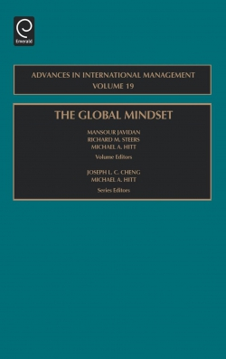 Jacket image for The Global Mindset