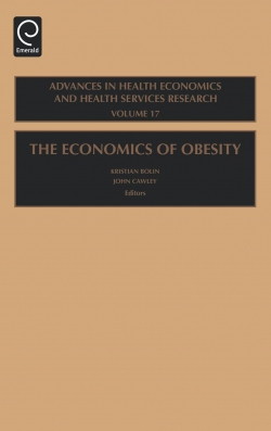 image for The Economics of Obesity