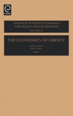 Jacket image for The Economics of Obesity