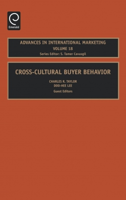 Jacket image for Cross-Cultural Buyer Behavior