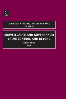 Jacket image for Surveillance and Governance