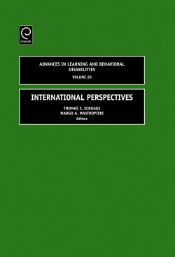 Jacket image for International Perspectives