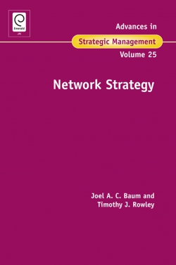 Jacket image for Network Strategy
