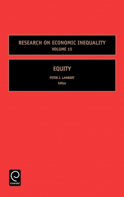 Jacket image for Equity