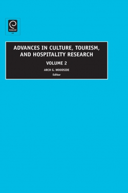Jacket image for Advances in Culture, Tourism and Hospitality Research