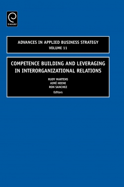 Jacket image for Competence Building and Leveraging in Interorganizational Relations