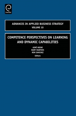 Jacket image for Competence Perspectives on Learning and Dynamic Capabilities