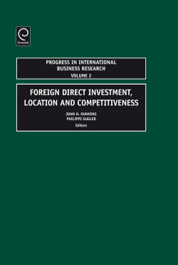 Jacket image for Foreign Direct Investment, Location and Competitiveness