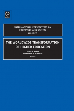 Jacket image for The Worldwide Transformation of Higher Education