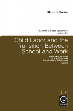 Jacket image for Child Labor and the Transition Between School and Work