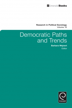 Jacket image for Democratic Paths and Trends