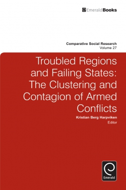 Jacket image for Troubled Regions and Failing States