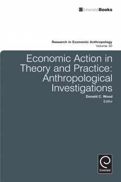 Jacket image for Economic Action in Theory and Practice