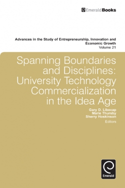 Jacket image for Spanning Boundaries and Disciplines