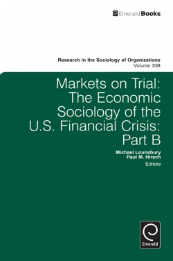 Jacket image for Markets On Trial