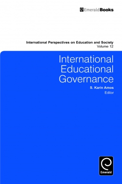 Jacket image for International Education Governance