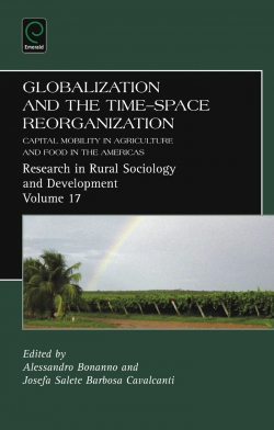 Jacket image for Globalization and the Time-space Reorganization