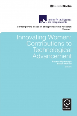 Jacket image for Innovating Women