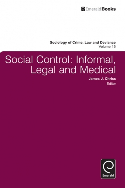 Jacket image for Social Control