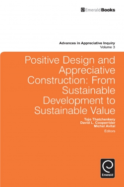 Jacket image for Positive Design and Appreciative Construction