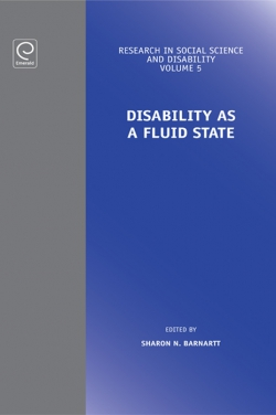 Jacket image for Disability as a Fluid State