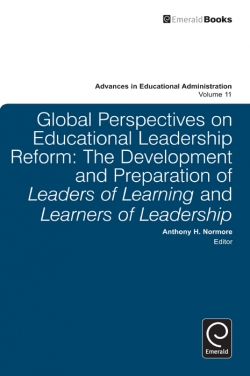 Jacket image for Global Perspectives on Educational Leadership Reform