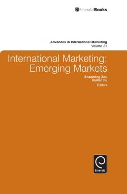 Jacket image for International Marketing
