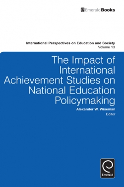 Jacket image for The Impact of International Achievement Studies on National Education Policymaking