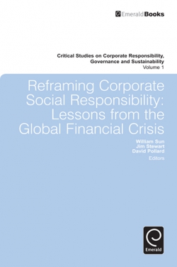 Jacket image for Reframing Corporate Social Responsibility