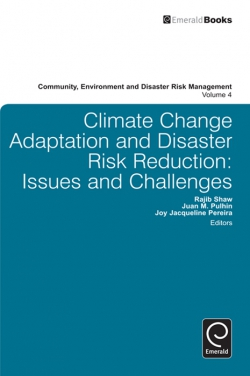 Jacket image for Climate Change Adaptation and Disaster Risk Reduction