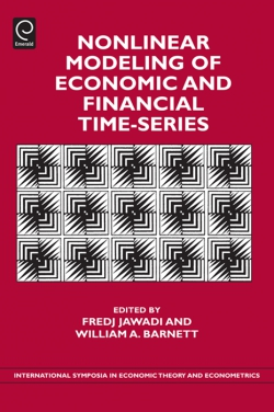 Jacket image for Nonlinear Modeling of Economic and Financial Time-Series