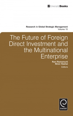 Jacket image for The Future of Foreign Direct Investment and the Multinational Enterprise