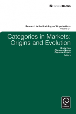 Jacket image for Categories in Markets