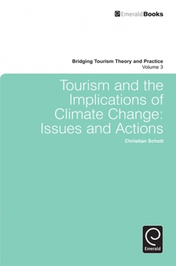 Jacket image for Tourism and the Implications of Climate Change