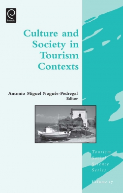 Jacket image for Culture and Society in Tourism Contexts