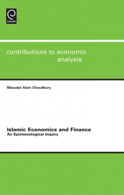 Jacket image for Islamic Economics and Finance