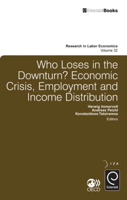 Jacket image for Who Loses in the Downturn?